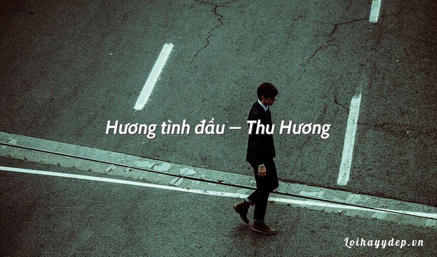 Hương tình đầu – Thu Hương